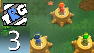 The Legend of Zelda: Tri-Force Heroes - Episode 3: Smells Like Team Spirit