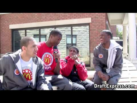 2010 McDonald's All American Game - Duke vs. UNC: Smackdown