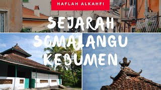 Sayid Syeikh Afifudin Al Hasani : Sejarah & Muasis Somalangu Kebumen