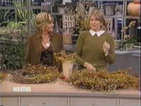 Kim Zimmer on Martha Stewart
