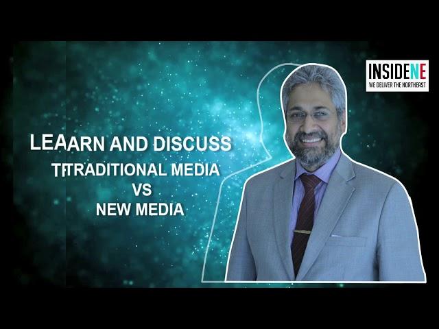 The Wire's Founding Editor Siddharth Varadarajan | Speaker | INSIDENE YOUTH CONCLAVE 2019, Guwahati