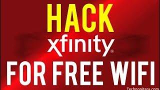 How to get Free WiFi  Free Xfinity WiFi hotspot / #Xfinity