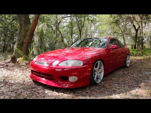 Lexus SC300 Review!- Clean as Can Be
