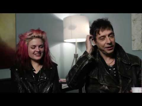 Q&A with The Kills