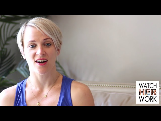 Entrepreneurship: Ups and Downs of Entrepreneurship, Courtney Wyckoff | WatchHerWorkTV