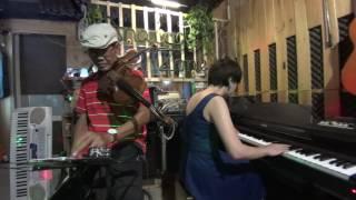 Nguyện Cầu | Thánh Ca | Hoà tấu Violin & Piano | Cafe Analog Zone