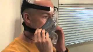 Forma Full Face Mask- Fisher & Paykel - by 1800CPAP.COM.mp4
