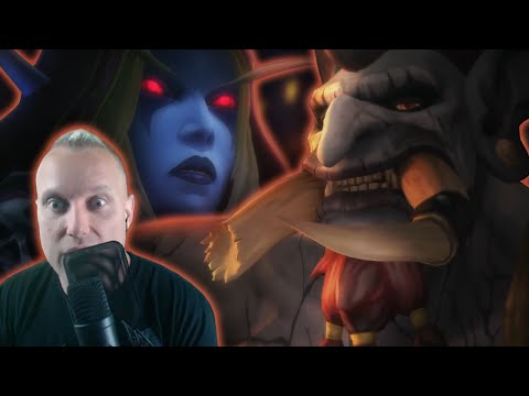 WoW Legion Tanaris Demon Invasion & Fate of the Horde Cinematic Reaction