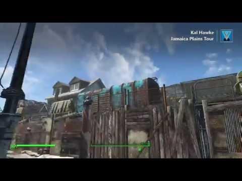 Fallout 4 Settlement Tour - Jamaica Plain