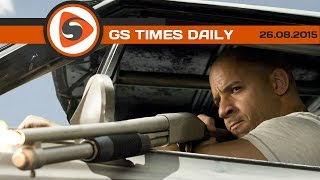 GS Times [DAILY]. xXx 3, Star Citizen, Neverwinter