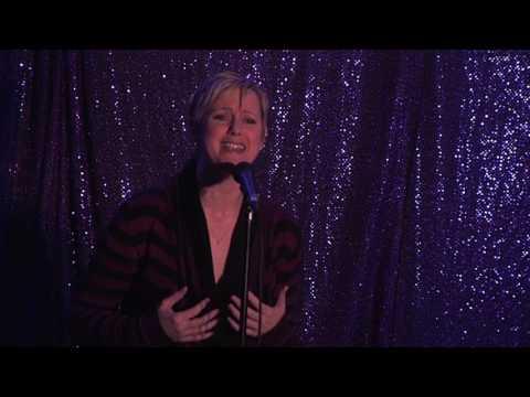 Erin Cronican sings