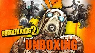 BORDERLANDS 2 UNBOXING - Deluxe Kammerjäger Special Edition (100% Uncut) German/Deutsch