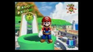 Super Mario Sunshine E3 trailer 2002