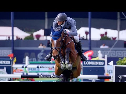LONGINES GLOBAL CHAMPION TOUR MEXICO | DCHIC TV SPORTS