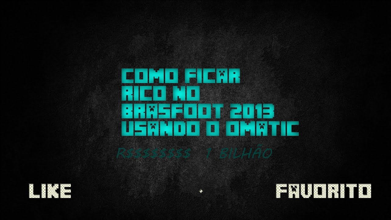 o omatic brasfoot 2013