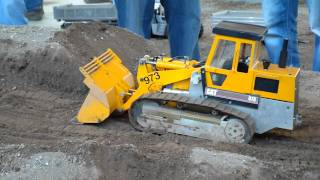 STRONG RC BULLDOZER, RC BULLDOZER, RC HEAVY EQUIPMENT