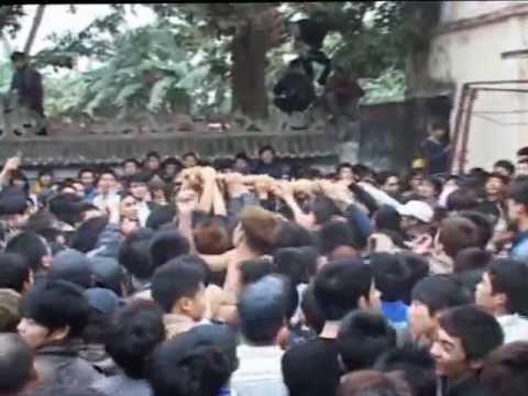 Sơn Đồng: Lễ Hội Giằng Bông ngày 6 tháng 2 Nhâm Thìn