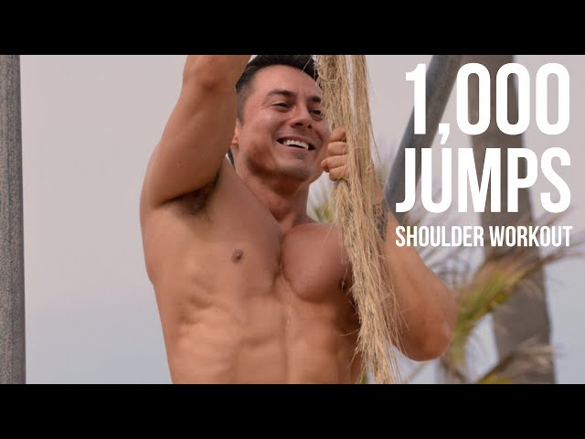 1,000 Jump Workout: Shoulder Day