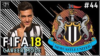 FIFA 18 Newcastle Career Mode: Wigan Athletic Jadi Rintangan Pertama Emirates FA Cup #44