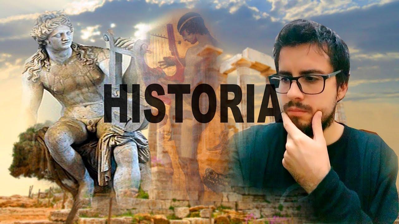 Cómo Era La Música En La Antigua Grecia Youtube