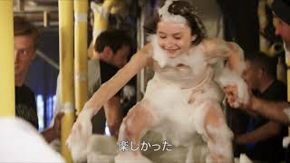 CGじゃなかった!映画『メリー・ポピンズ リターンズ』メイキング映像