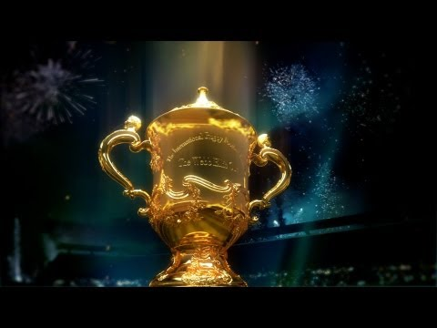 Rugby World Cup 2011 - Official IRB Opening titles & match graphics for world feed.