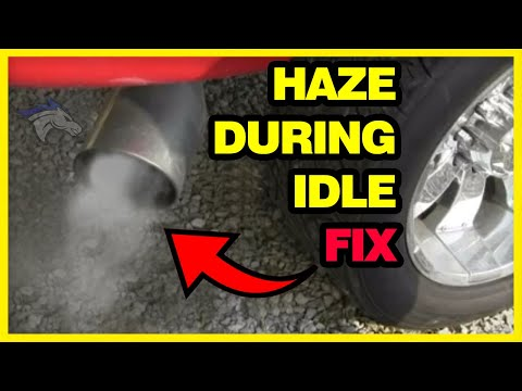 Haze During Idle Fix | Injector Replacement: 01-04 Duramax