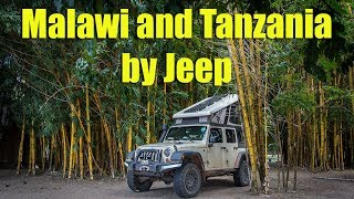 Malawi and Tanzania by Jeep
