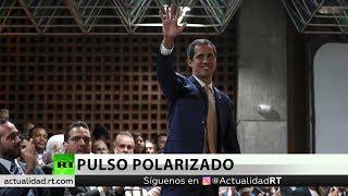 TSJ de Venezuela solicita allanar la inmunidad parlamentaria a Juan Guaidó