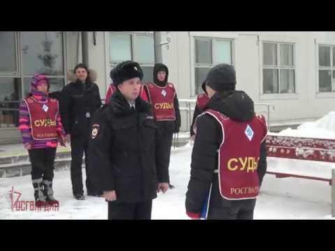 Чемпионат по лыжным гонкам среди сотрудников подразделений ГУ Росгвардии по г. Москве