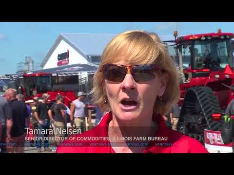 Farmers Look for Economic Boost from NAFTA Negotiations