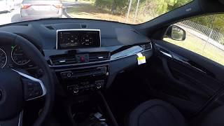 2018 BMW X1 POV