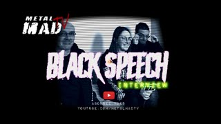 INTERVIEW BLACK SPEECH | NANTES