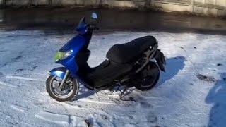 Ремонт моего скутера Suzuki Address 110. Часть 4.