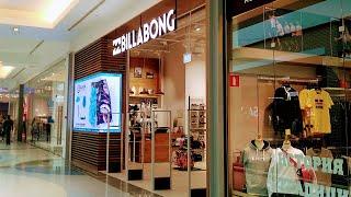 "Видеоэкран для магазина ""Billabong"", г. Москва, Р3"