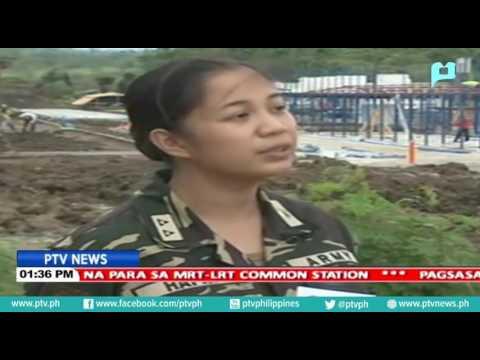 Malaking drug rehab center, itinatayo sa loob ng Fort Magsaysay sa Nueva Ecija