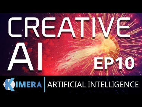 """Creative AI"" - EPISODE 10 - An ICO Documentary - Kimera 