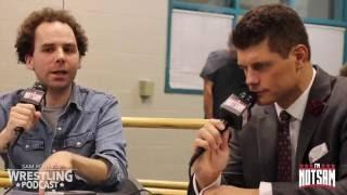 Cody Rhodes - Original Stardust Plans - Sam Roberts