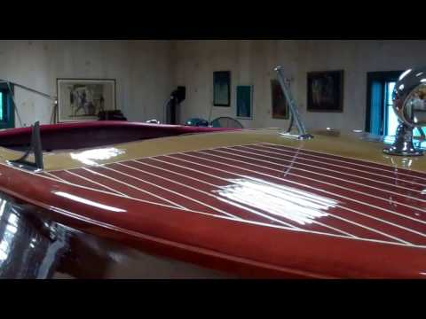 1952 Chris Craft Riviera 18' Project Update 5 19 2015