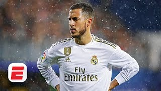 Is Real Madrid's Eden Hazard really a lazy player? | ESPN FC