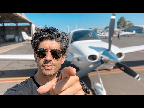 LEARNING TO FLY? You May Want To Watch This