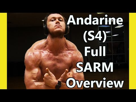 Download Andarine (S4)  EXPLAINED! - Full SARM Overview (History, Results, and Side Effects)