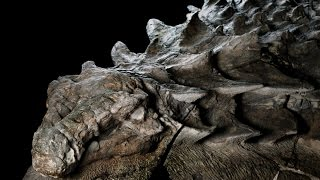 Sleeping dragon uncovered: New dinosaur fossil is best in existence