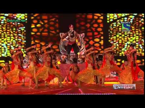 Faisal Khan Performance at KBC 2014 Grand Premiere