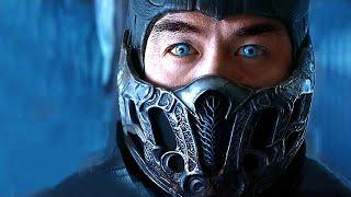 2Pac & Eminem - When We Ride (Mortal Kombat 2021 Music Video)