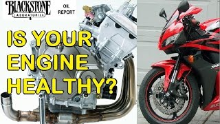 How to tell if your motorcycle's engine is healthy?
