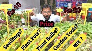 Wholesale Price Online Seedlings Plants, Herbs, Pots/ Planters, KHAD/Manure, Gardening Tools