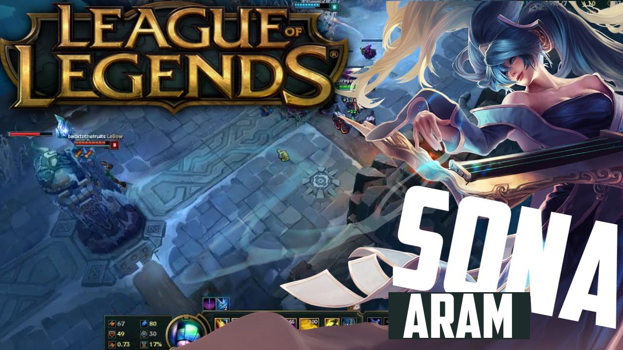 Full Damage Sona Aram Gameplay League Of Legends Youtube Aram asatryan patilner | cover by sona kurkdjian music & lyrics: youtube