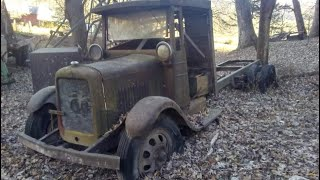 Will it run after 81 years 1929 gmc truck