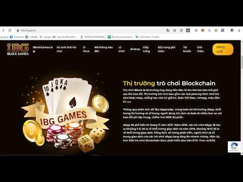 Blockchain application of the world